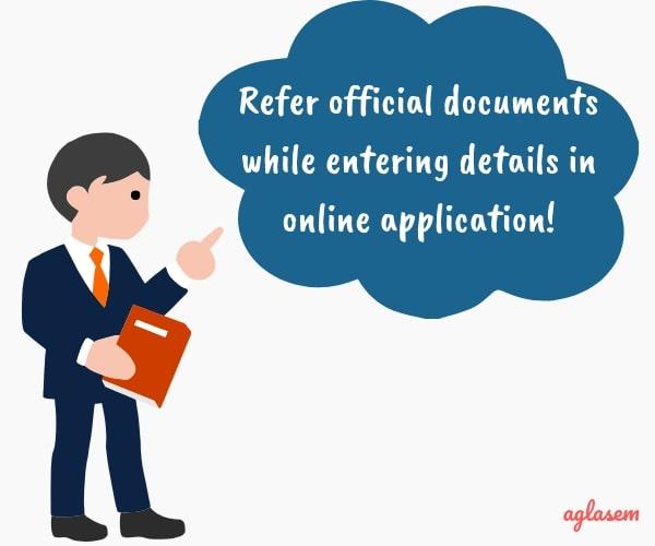 Tripura TET Online Application Form 2019 Instruction