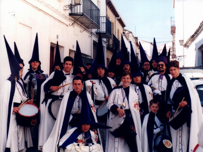 Banda de Cabecera en Baeza.