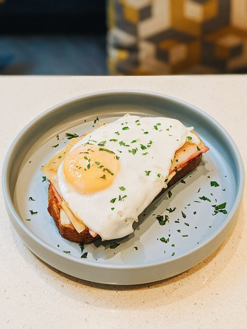 Croque Madame with edits