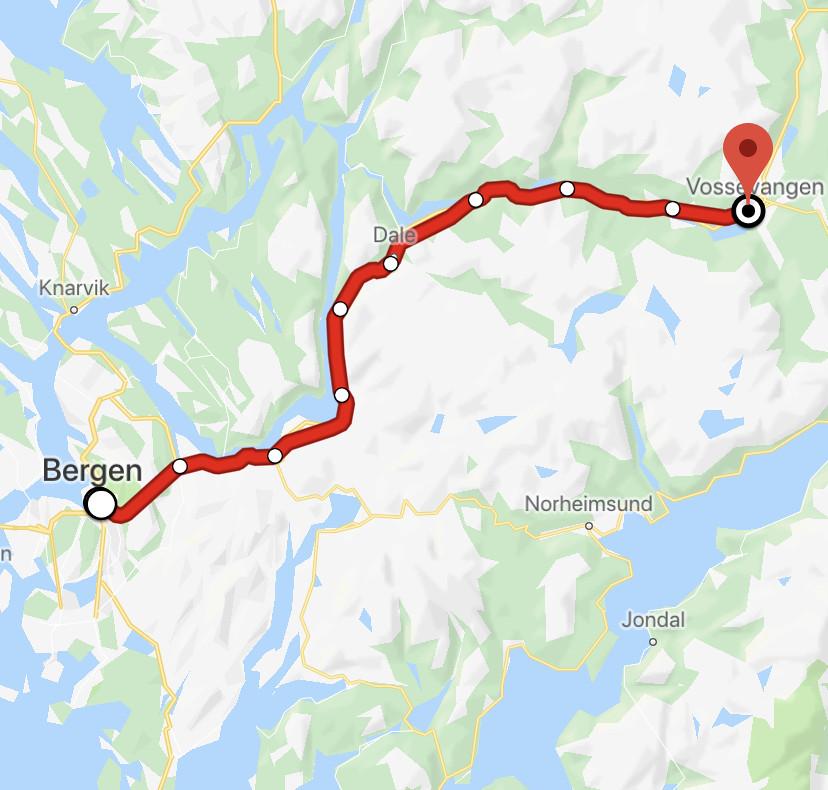 Norway in a nutshell Bergen till Voss - reaktionista.se