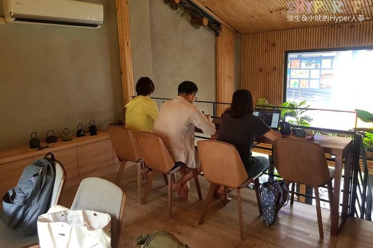 32916830177 e036bc5785 c - 潭子車站正後方的茶飲老屋,氛圍超放鬆~外型圓滾滾的丸燒鬆餅可愛也好吃!