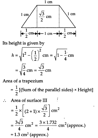 NCERT Solutions for Class 9 Maths Chapter 12 Heron's Formula Ex 12.2 A3a