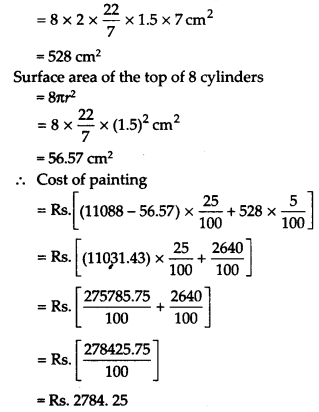 NCERT Solutions for Class 9 Maths Chapter 13 Surface Areas and Volumes Ex 13.9 Q2s