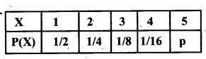 Plus Two Maths Chapter Wise Previous Questions Chapter 13 Probability 9