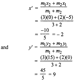 RBSE Solutions for Class 10 Maths Chapter 9 Co-ordinate Geometry 4Q.1.3