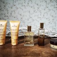 Beauty 'n Fashion: Nuxe - Prodigieux Shower Oil & Body Lotion