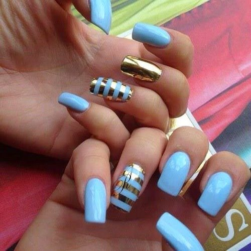 Stylish Nail Art Designs 2019