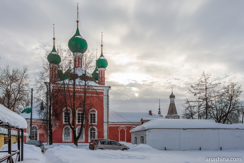 Храм Александра Невского, Переславль-Залесский