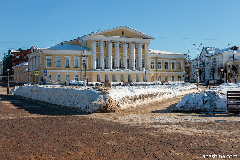 Дом генерала С.С.Борщова, Кострома