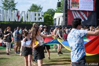 Shaky Knees Music Festival, Atlanta GA 2019