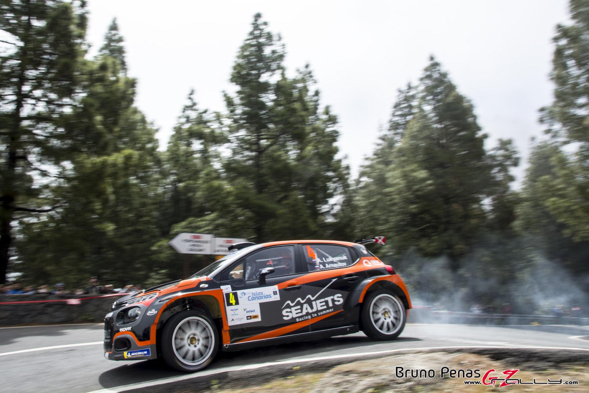 Rally Islas Canaris 2019 - Bruno Penas