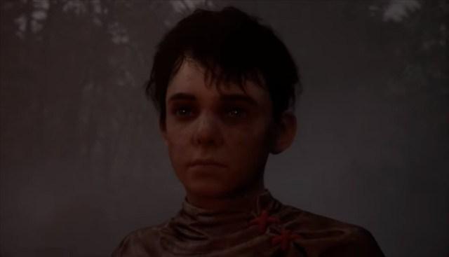 Innocence d'un conte de peste - Lucas