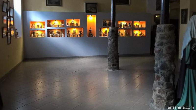Бывший каминный зал, Янтарный замок, Янтарный, Калининградская область