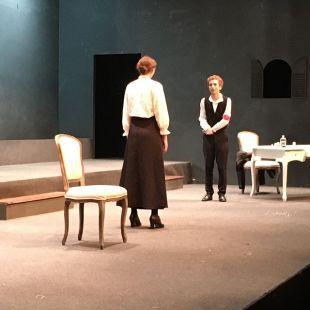 Platonov. Dernier acte. #tchekhov #platonov #théâtre #atea2019