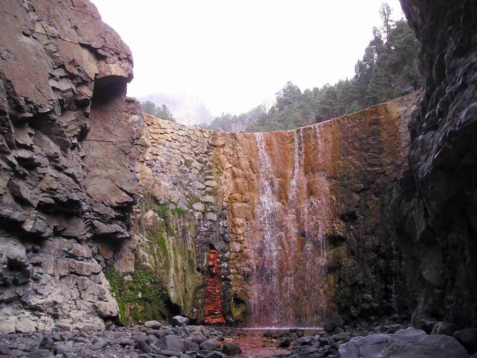 Barranco de las angustias Isla de La Palma