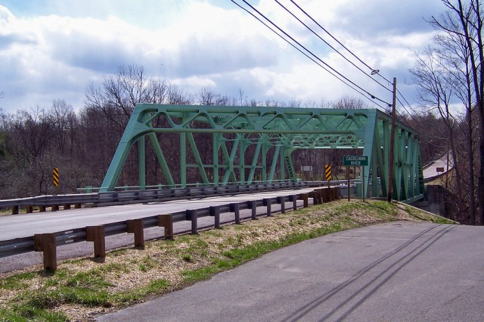Casselman River bridge