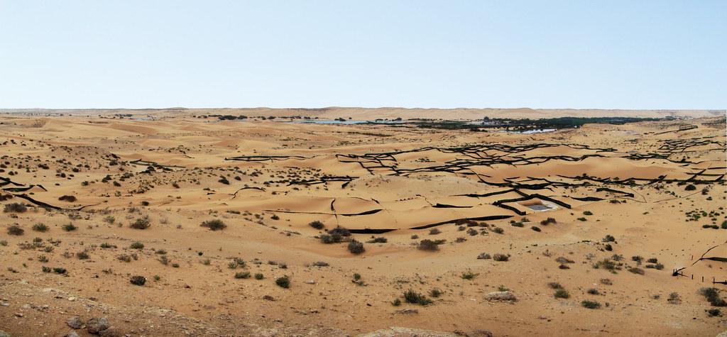 panoramica Desierto del Sahara paisajes 17