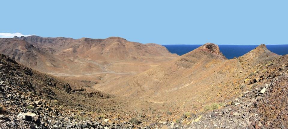 Monumento Natural Cuchillos de Vigan Isla de Fuerteventura 400