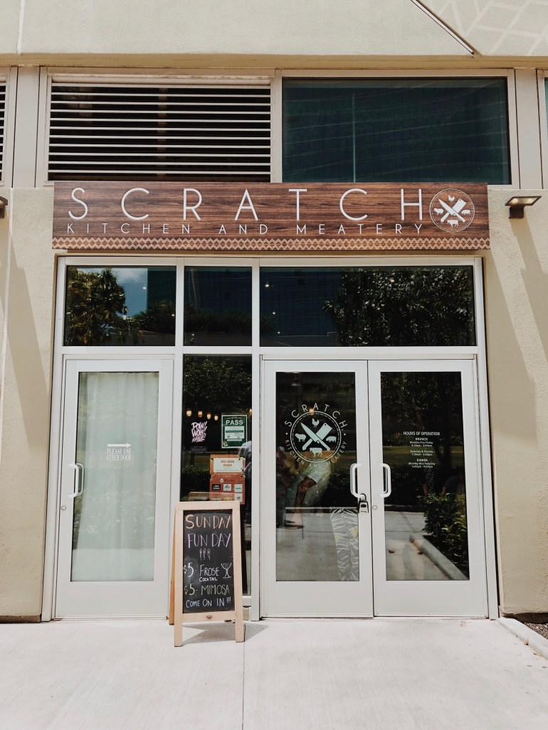 Scratch Kitchen & Meatery