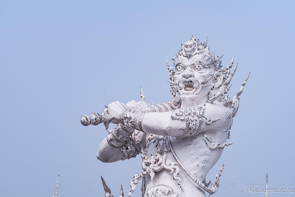 Chiang Rai Wat Rong Khun-29