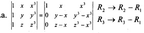 Plus Two Maths Chapter Wise Previous Questions Chapter 4 Determinants 7
