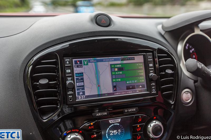 GPS pour les voitures de location
