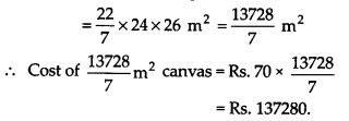 NCERT Solutions for Class 9 Maths Chapter 13 Surface Areas and Volumes Ex 13.3 Q4