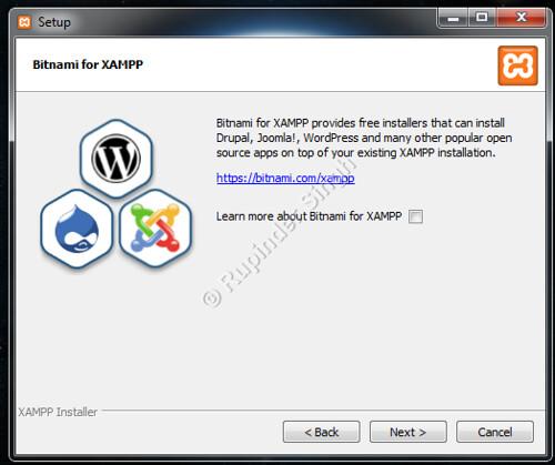 5 Xampp Install