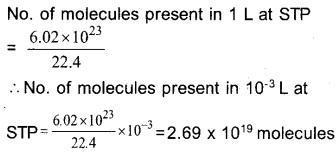 Plus One Chemistry Chapter Wise Questions and Answers Chapter 1 Some Basic Concepts of Chemistry 19