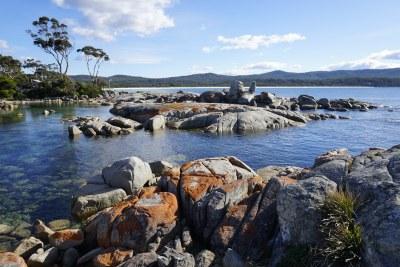 Bay of Fires, Tasmania #marineexplorer