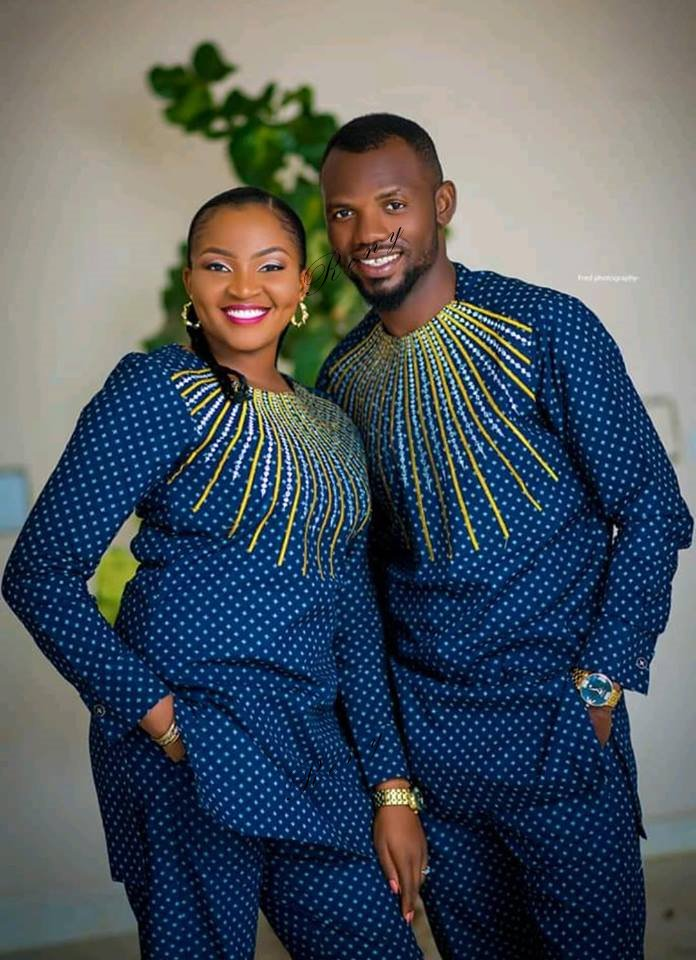 African Pre-wedding Photoshoot Pictures 2019