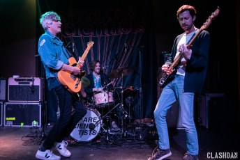We Are Scientists @ Kings in Raleigh NC on April 25th 2019