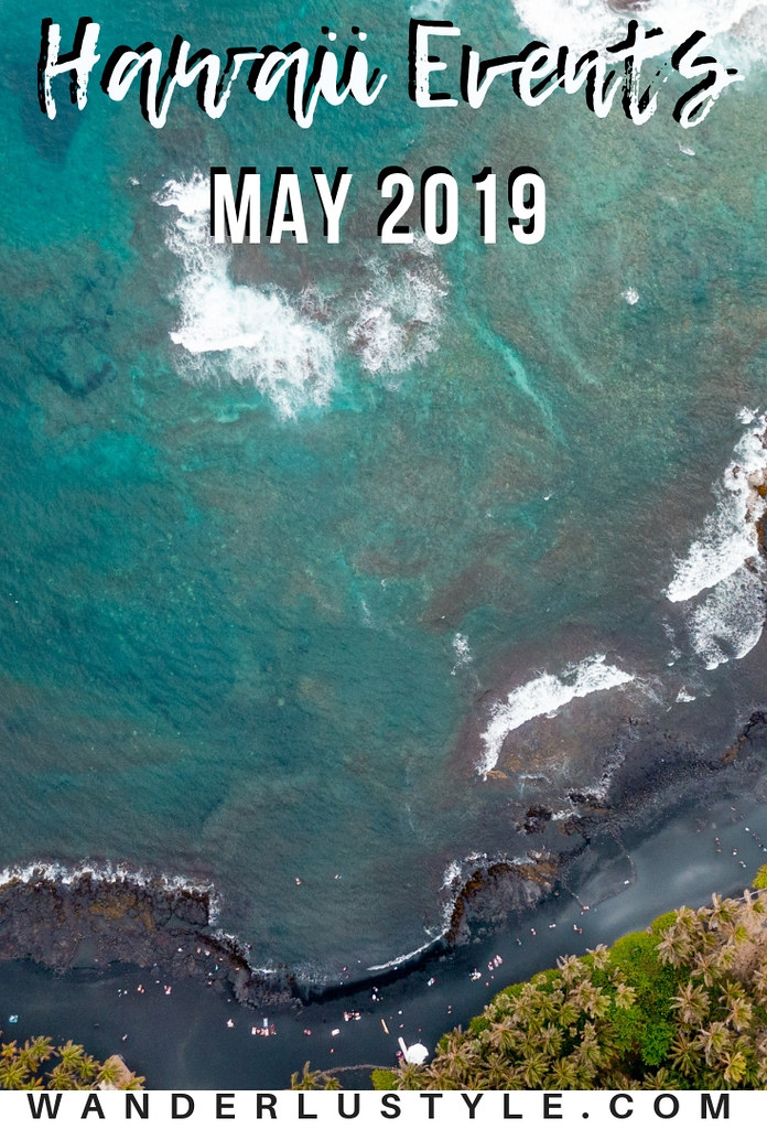 Hawaii Events May 2019 - Oahu Events, Things To do Oahu, Things to do Hawaii, May Day Lei Day, May Day, Hawaii Lantern Floating Festival, Hawaii Lantern Festival | Wanderlustyle.com