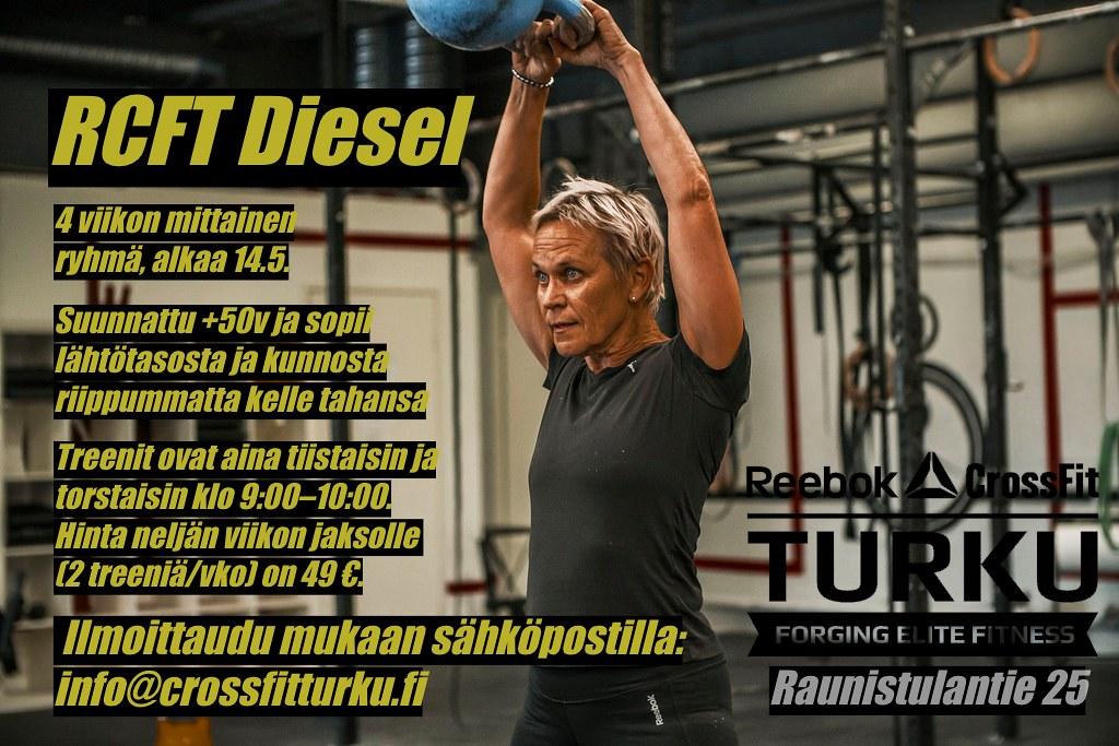 RCFT Diesel