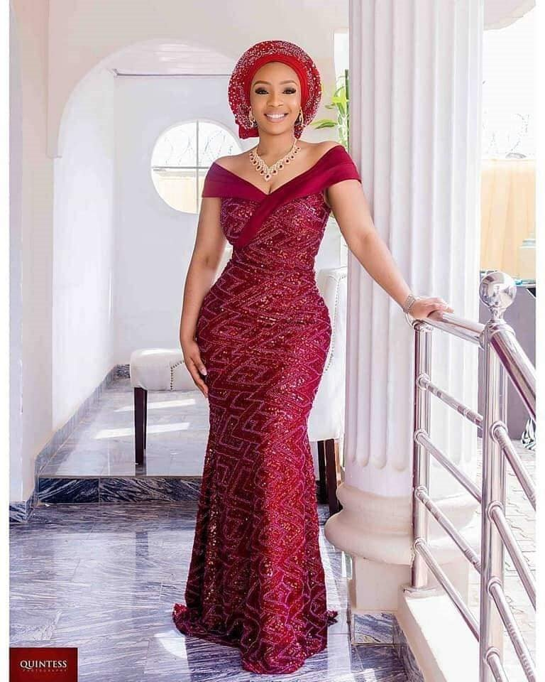 Top Aso-Ebi Styles for Saturdays weddings
