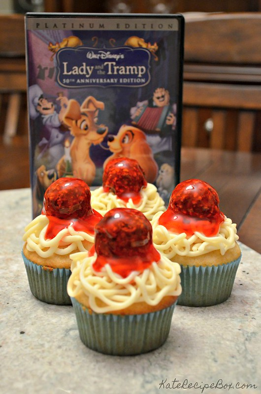 Meatball Cupcakes 3