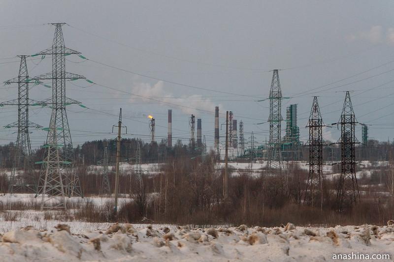 """Новоярославский нефтеперерабатывающий завод (""""Ярославнефтеоргсинтез"""")"""