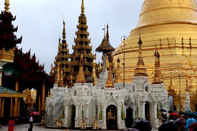 Pagoda Shwedagon de Yangon