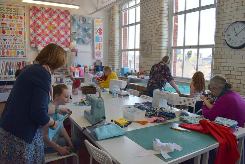 Kids Tote Bag Workshop