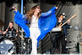 Maggie Rogers @ Shaky Knees Music Festival, Atlanta GA 2019