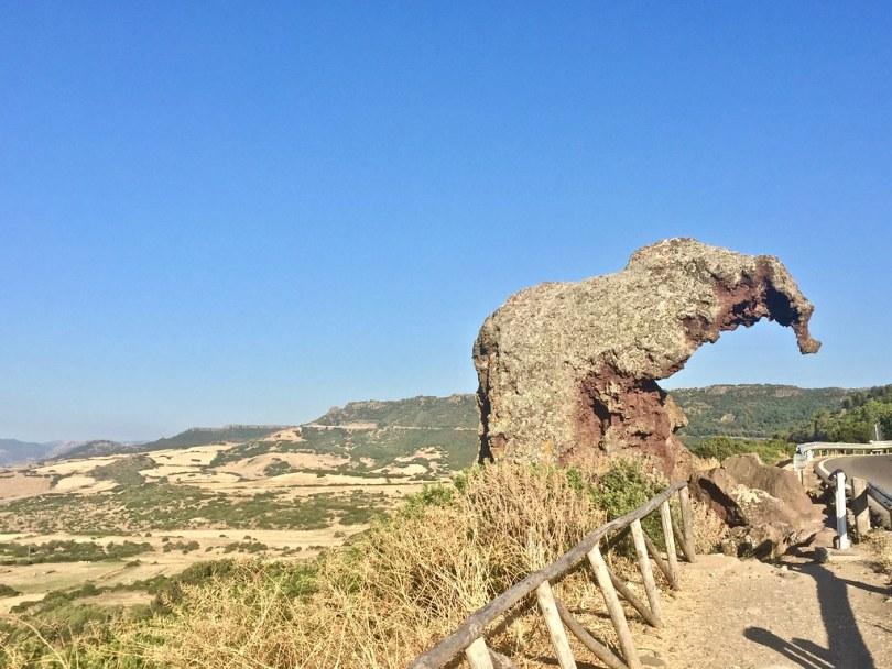 Cosa vedere a Castelsardo - Roccia dell'Elefante