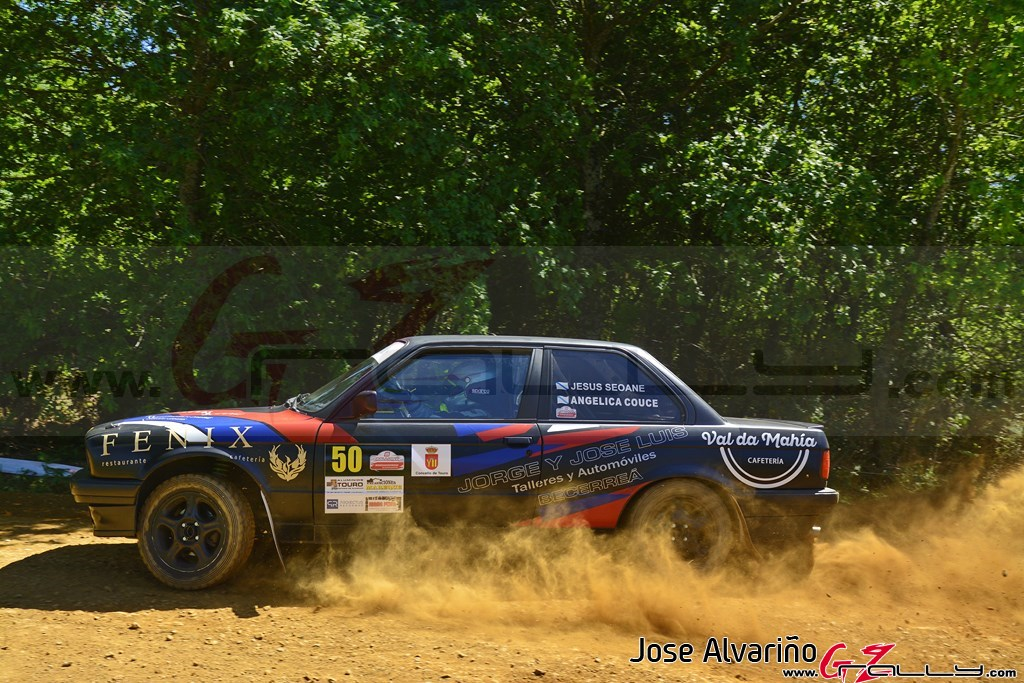Rallymix Concello de Touro 2019 - Jose Alvariño