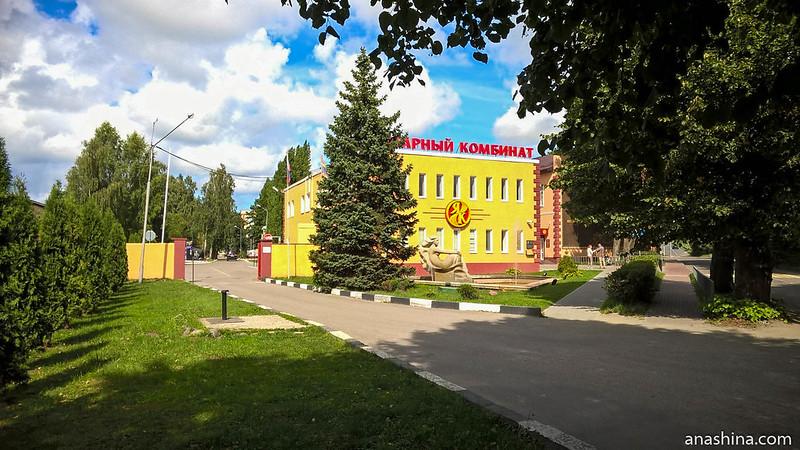 Янтарный комбинат, Калининградская область