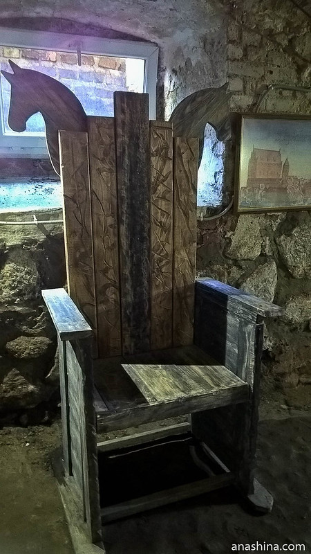 Янтарный замок, Янтарный, Калининградская область