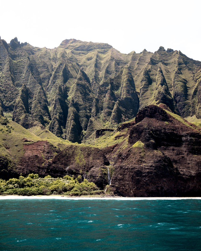 Na Pali Coast Boat Tour - Na Pali Pirates