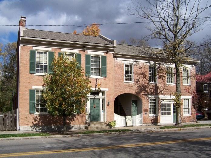 Lantz House, Centerville