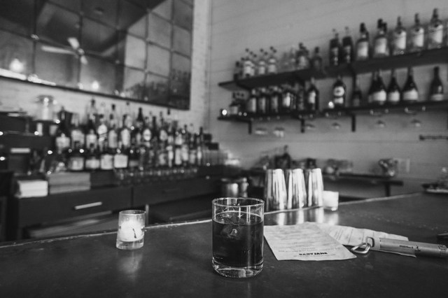 Baby Jane Bar / Fulton Street / Brooklyn - Kings County, New York, États-Unis - 09/05/2018 19h16