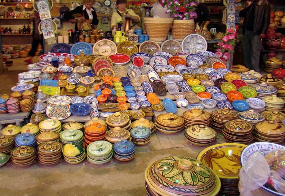 Libia cerámica artesania 22