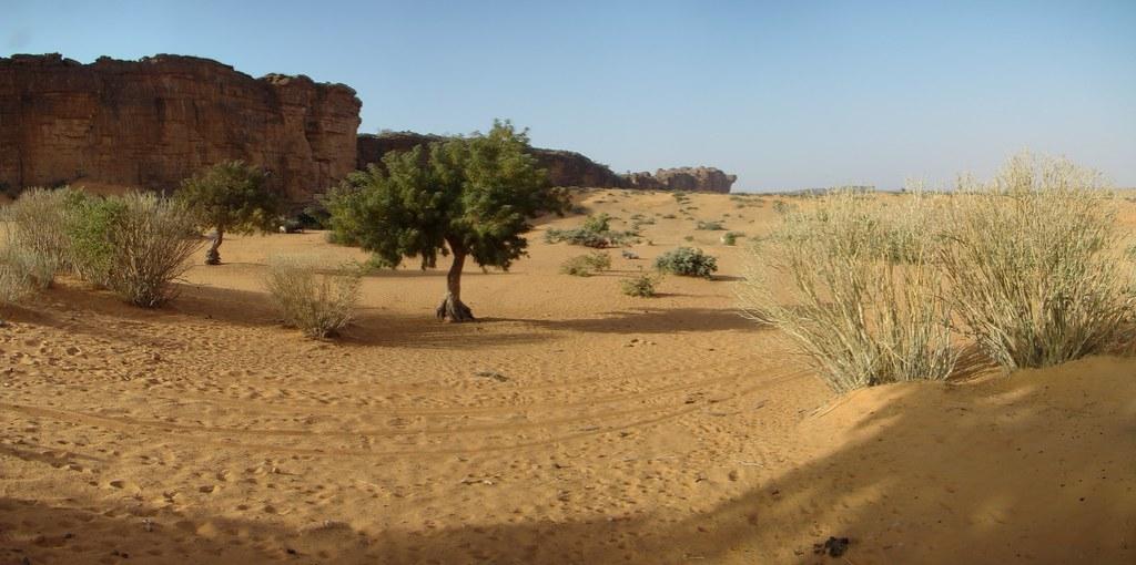 Mali desierto del Sahara - Falla Bandiagara 07
