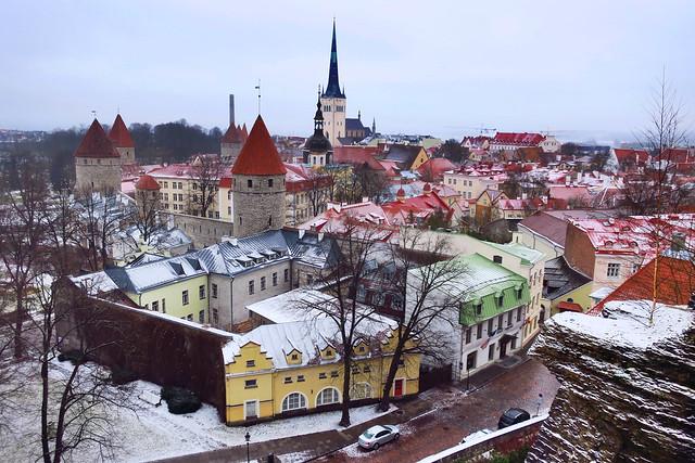 Christmas time (Tallinn)